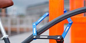 cadeados de bicicleta