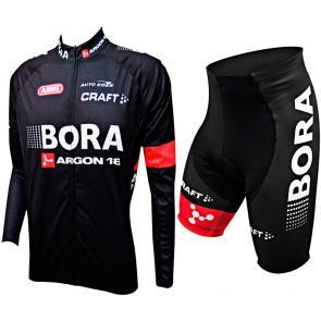 Kit Bermuda + Camisa Manga Longa Refactor World Tour Bora