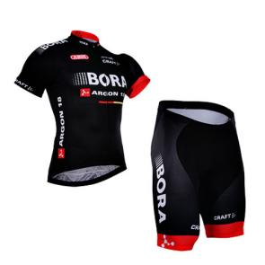 Kit Bermuda + Camisa Refactor World Tour Bora