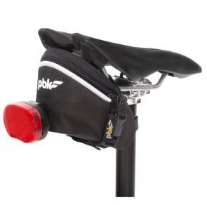 Bolsa de Selim Pró Bike M1 Titanium