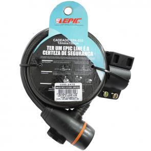 Cadeado Epic EPA-533 com Chave