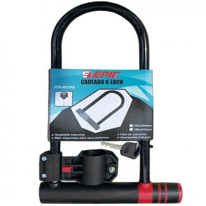 f3105611c0053 Cadeado Epic U-Lock - MX Bikes
