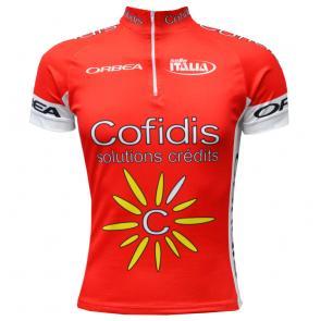 Camisa ERT Cofidis