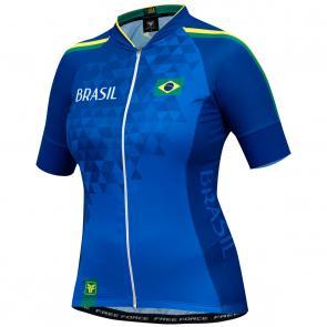 Camisa Feminina Free Force Brasil