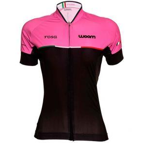 Camisa Feminina Woom Supreme Rosa