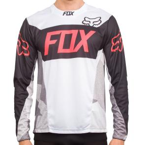 Camisa Fox Demo Device Manga Longa
