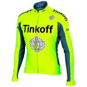 Camisa Manga Longa Barbedo Tinkoff 17