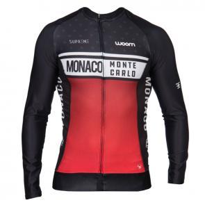 2326ca437 Camisa Manga Longa Woom Supreme Monaco 19