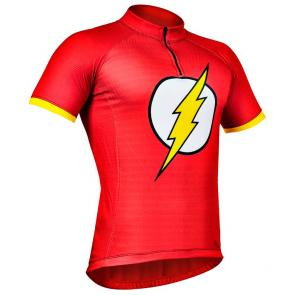 Camisa Refactor Super Heroes Flash