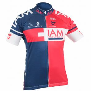 Camisa Refactor World Tour IAM Cycling 17