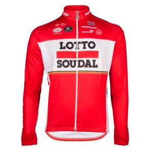 Camisa Refactor World Tour Lotto® Soudal Manga Longa