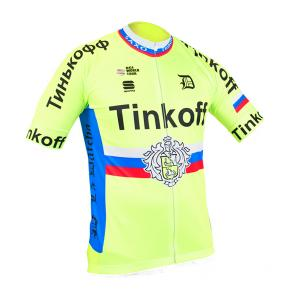 Camisa Refactor World Tour Tinkoff 17