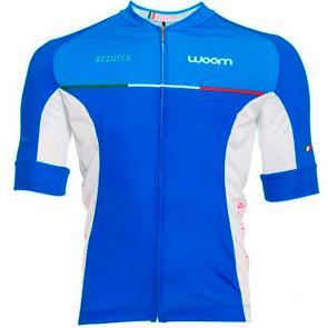 Camisa Woom Supreme Azzurra