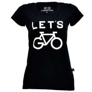Camiseta Feminina Marcio May Lets Go