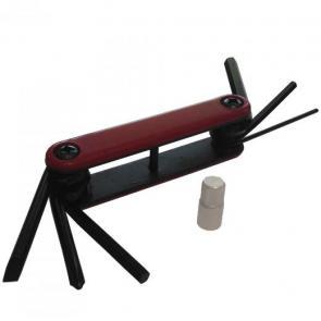 Canivete Allen Kenli KL-9804 7 peças