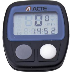 Ciclo Computador com Fio ACTE Sports - 14 Funções