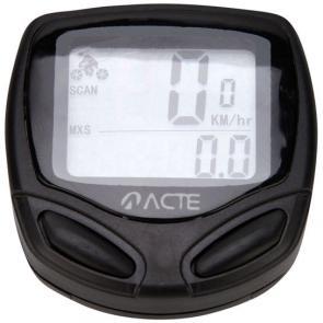 Ciclo Computador Sem Fio ACTE Sports - 16 Funções