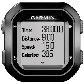 Ciclocomputador Garmin Edge® 20