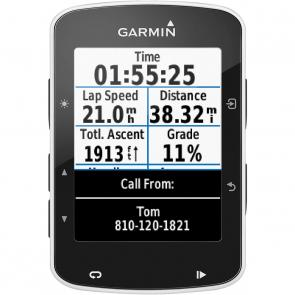 Ciclocomputador Garmin Edge 520