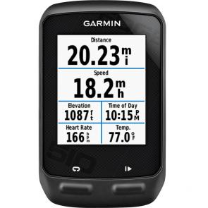 Ciclocomputador GPS Garmin Edge 510