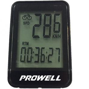 Ciclocomputador Prowell FC-501