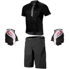 Conjunto Bike Alpinestars Hyperlight