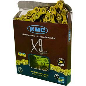 Corrente KMC X-9 9V Gold