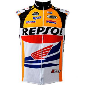 Corta Vento ERT World Tour Repsol