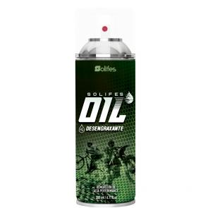 Desengraxante Solifes Oil Spray 200mL