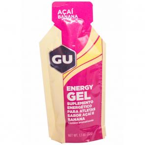 Gel Carboidrato Gu Energy Açaí com Banana