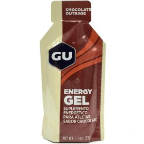 Gel Carboidrato Gu Energy Chocolate Belga