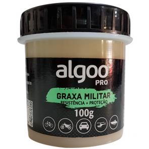 Graxa Militar Algoo Multi-Uso 100g