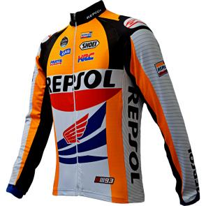 Jaqueta ERT World Tour Repsol