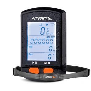 Kit Atrio Ciclocomputador + Cinta Cardíaca