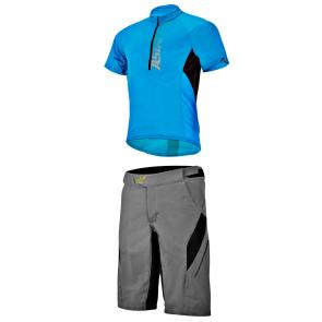 Kit Bermuda + Camisa Alpinestars Hyperlight