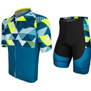 Kit Bermuda + Camisa ASW Active Caleido
