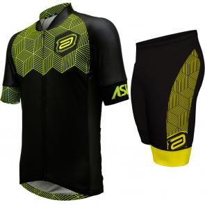 Kit Bermuda + Camisa ASW Active Cube