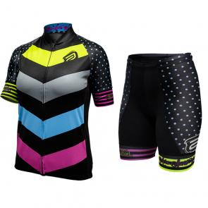 Kit Bermuda + Camisa Feminina ASW Active Queen