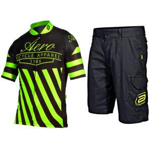 Kit Bermuda + Camisa ASW Legacy Ride
