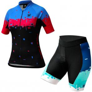 Kit Bermuda + Camisa Feminina Free Force Sugar