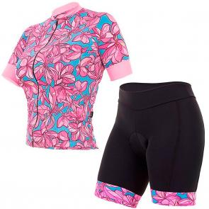 Kit Bermuda + Camisa Feminina Marcio May Funny Flowers