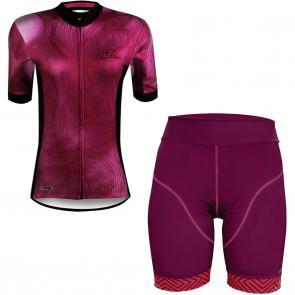 Kit Bermuda + Camisa Feminina Mauro Ribeiro