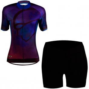 Kit Bermuda + Camisa Feminina Mauro Ribeiro Sea