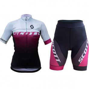 Kit Bermuda + Camisa Feminina Scott RC Pro