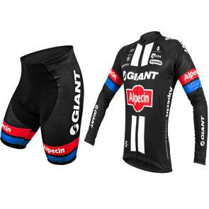 Kit Bermuda + Camisa Manga Longa Refactor World Tour Giant