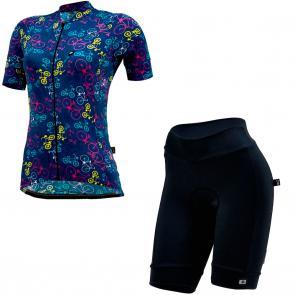 Kit Bermuda + Camisa Feminina Marcio May Light
