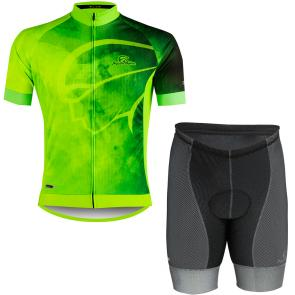 Kit Bermuda + Camisa Mauro Ribeiro Blur