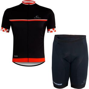 Kit Bermuda + Camisa Mauro Ribeiro Road