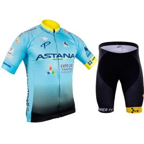 Kit Bermuda + Camisa Refactor World Tour Astana 17