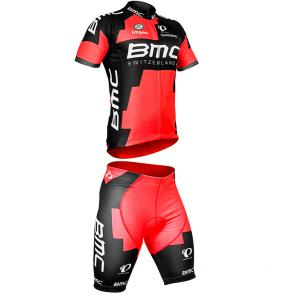 Kit Bermuda + Camisa Refactor World Tour BMC